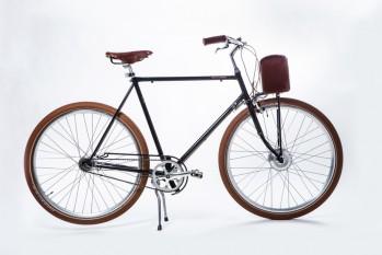 E-bike with 5 gears