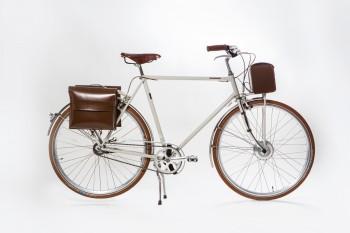 E-bike sporty and elegant