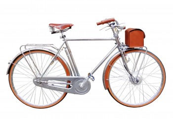 Deluxe electric bicycle