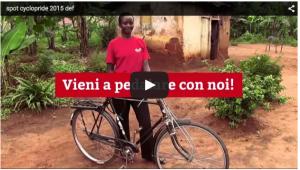 Giornata nazionale della bicicletta - Cyclopride 2015