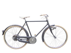 All in one e-bike by Velorapida